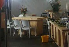 diner tafel hout 160×80