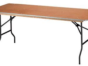 buffet tafel hout