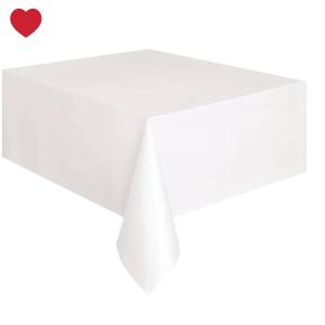 Tafelkleed wit 1.60×2.10