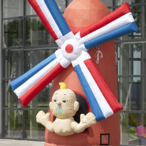 Baby Hollandse molen