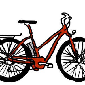 Kinder fiets